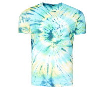 T-Shirt im zeitlosen Batik-Look