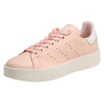 Leder-Sneaker 'Stan smith bold' rosa