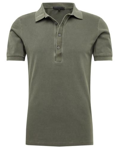 Poloshirt 'garry' oliv
