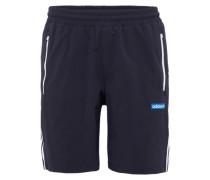 Shorts 'tennoji' dunkelblau / weiß