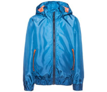 Jacke royalblau / orange