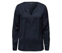 Langärmlige Bluse 'Melli' blau