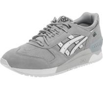 Sneakers 'Gel-Respector' grau / weiß