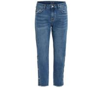 7/8 Loose Fit Jeans blue denim
