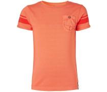 Langarmshirt Duxbury orange