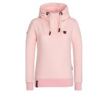 Female Fleece Hoody Kanisterkopf II pink