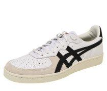 Sneaker mit Belüftungslöchern weiß
