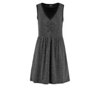 Kleid in glitzernder Optik 'Romy' grün