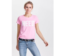 T-Shirt 'riva' pink