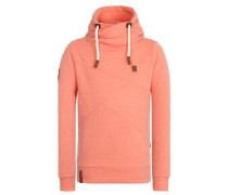 Male Hoody 'Lennox Viii' orange