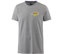 'Los Angeles Lakers' T-Shirt grau