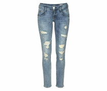 Slim-fit-Jeans 'GIla Slim' blau