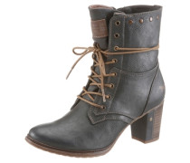 Shoes Stiefelette braun / grau