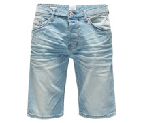 Regular-Fit-Shorts 'Iggy' blau