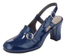 '' Slingpumps blau