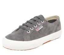 Sneaker aus Wildleder grau / graphit