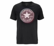 T-Shirt (dots) schwarz