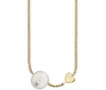 Perlenkette »Pearl Love C7159N/90/46/39+5« gold