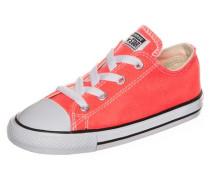 Chuck Taylor All Star 'Fresh Colors OX' Sneaker Kleinkinder orange