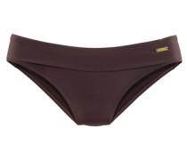 Bikini-Hose braun