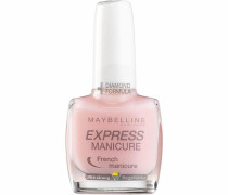 'Express Manicure French' Nagellack altrosa