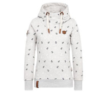 Female Hoody grau