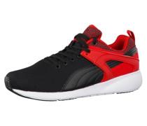 Sneaker Aril Blaze rot / schwarz
