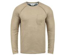 Sweatshirt 'Don' beige