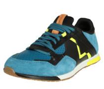 Sneaker 's-Furyy' blau / gelb / orange / schwarz