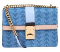 Handtasche 'Legalen' blau