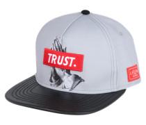 Cap 'Trust' grau