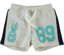 NAME IT Sweatshorts nitittinson grau