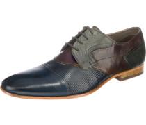Business Schuhe blau / grün