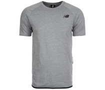 Tech T-Shirt grau