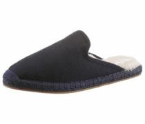 Pantoffel nachtblau