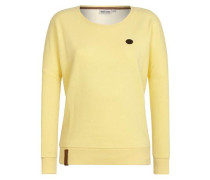 Pullover '2 Stunden Sikis Sport II' limone