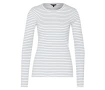 Streifenshirt 'Sevelia' hellblau / weiß