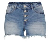 Denim Shorts 'videmi' blau