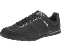 Hesperia Low Sneakers schwarz