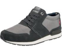 NY Runner Sneakers schwarz