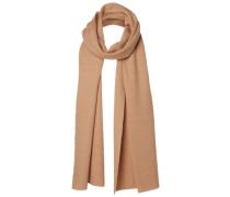 Merinowoll-Schal beige