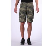Shorts 'Proie Plant' mischfarben