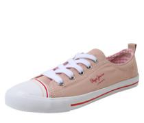 Sneaker 'Gery Bass' aus Textil rosa
