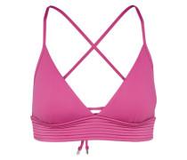 Bikini Top 'Quilted Tri' pink