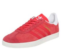 Sneaker 'gazelle W' rot