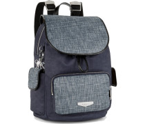 City Pack S KC Rucksack 335 cm blau / grau