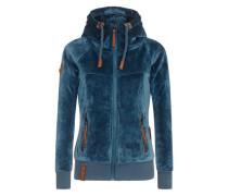 Jacket 'Dididadada II' blau
