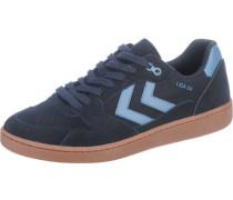 'Liga Gk' Sneakers navy / hellblau