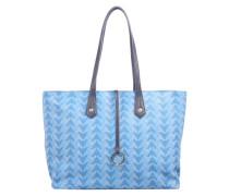 Shopper 'Prilissa' blau