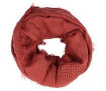 Loop Schal rot